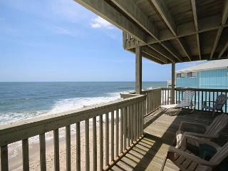 Ocean Dunes 2123B -  Spacious oceanfront condo-easy access to the sandy beach - Kure Beach vacation rentals