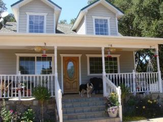 Wine Country Cottage in the Oaks - Atascadero vacation rentals