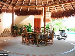 Villa Mar Azul - Stunning beachfront luxury villa! 10% off in June Bookings! - Soliman Bay vacation rentals