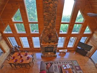 Gorgeous 3 bedroom Vacation Rental in Bryson City - Bryson City vacation rentals