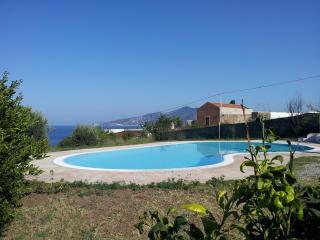 Note Di Salina - Casa Limone con ottima vista sul mare e piscina - Santa Marina Salina vacation rentals