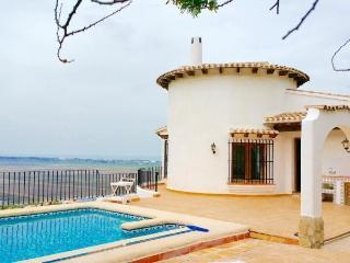 Luxury villa with private swimming pool, sea view - Denia vacation rentals