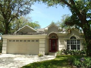 Upscale 4 Bed Private Heated Pool Home spa. - Sarasota vacation rentals