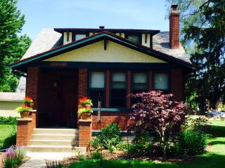 Cozy Craftsman Bungalow In the Heart of New Buffalo - New Buffalo vacation rentals