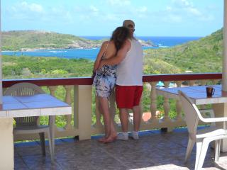 2 Bedroom Ocean View Accommodation -Unit #1 - Gros Islet vacation rentals