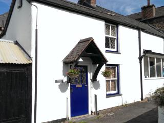 Perfect Cottage with Deck and Internet Access - Llanfair Talhaiarn vacation rentals