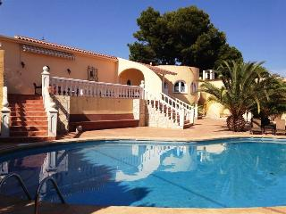 Nice Villa with Internet Access and A/C - Moraira vacation rentals