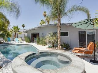 4BR/3BA Palm Spring Mid Mod House & Casita with Pool and Hot Tub - Palm Springs vacation rentals