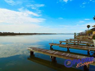 Enjoy great Fishing off your back porch while being just steps off the Beach! - Corpus Christi vacation rentals