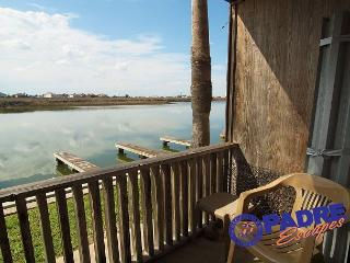 Gulf Coast Cabin is On the Water and Close to the Beach! - Corpus Christi vacation rentals