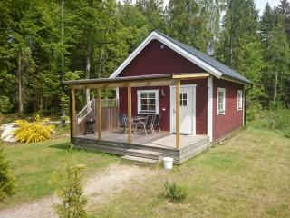 Cottage Abborren with lake view (free Wi-Fi) - Markaryd vacation rentals
