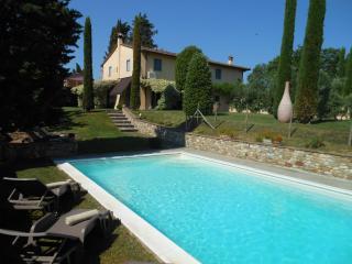 POGGIO ROSEMARY - historic farmhouse near Florence - Montespertoli vacation rentals