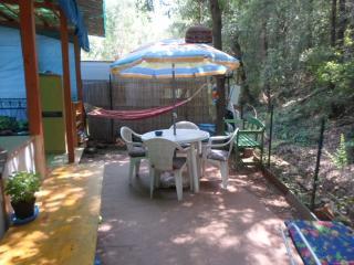 Romantic 1 bedroom Cavo Caravan/mobile home with Internet Access - Cavo vacation rentals