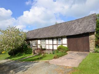 5 star romantic cottage in Powys Mid Wales - Montgomery vacation rentals