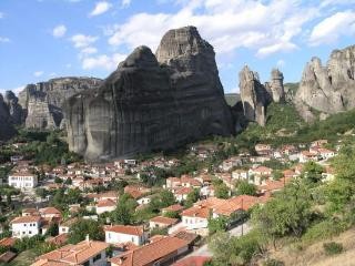 Quadrupe Sotiriou with Meteora view - Kastraki vacation rentals
