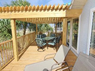 Cozy Beachfront Home Newly Renovated, One Floor Living, Surf Side Spa - Port Saint Joe vacation rentals