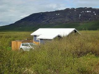 COZY GOLDEN CIRCLE HOUSE W/JACUZZY & WiFi - Thingvellir vacation rentals