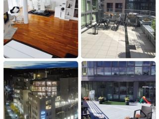 3-bedroom luxury apartment at Aker Brygge - Oslo vacation rentals