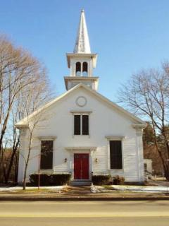 Renewed 1858 Meetinghouse in Kennebunk Village Cen - Kennebunk vacation rentals