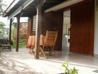 Comfortable holiday cottage studio in Le Gosier - Le Gosier vacation rentals