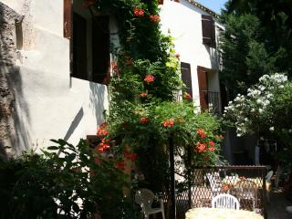 Sun & Garden in Medieval Village - South of France - Saint-Thibery vacation rentals