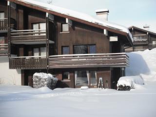 St Gervais - Le Bettex - on the piste! - Saint Gervais les Bains vacation rentals