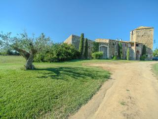 Comfortable 6 bedroom Province of Girona Castle with Internet Access - Province of Girona vacation rentals