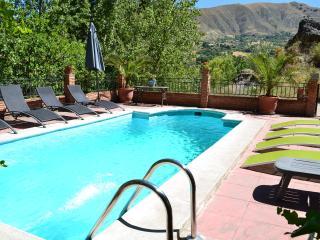 Cortijo la Mata secluded villa 5km from Granada - Monachil vacation rentals