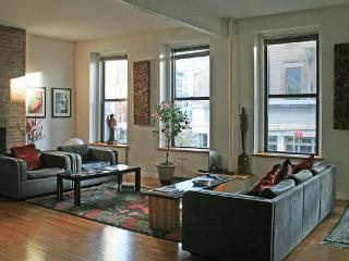Spectacular Apartment In The Heart Of Soho - New York City vacation rentals