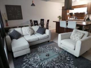 Luxury 2 Bed Apartment near Glasgow Airport - Paisley vacation rentals