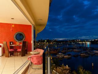 2 Beds sleep six,Waterfront upscale Nuevo Marina - Nuevo Vallarta vacation rentals