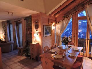 Chalet Les Hirondelles, Sainte Foy Tarentaise - Sainte-Foy-Tarentaise vacation rentals