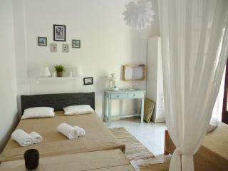 Charming Studio 3 people with terrace, 150 meters from the beach of Livadia - Paros vacation rentals