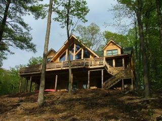 Sleepy Hollow Lakeside Log Home - Hedgesville vacation rentals
