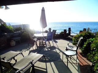 Waterfront, Encinitas Oceanfront, on Neptune! 5ppl - Encinitas vacation rentals