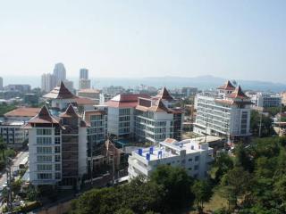 Beautiful New Sea View Condo in Phratamnak Hill - Pattaya vacation rentals
