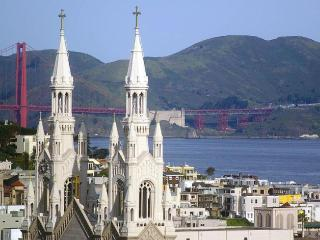 Spectacular Telegraph Hill Townhouse - San Francisco vacation rentals