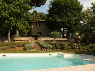 Rosa Holiday - apartment with pool in Chianti - Poggibonsi vacation rentals