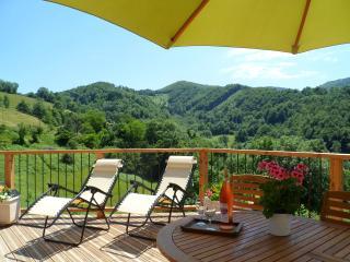 Beautiful house with fabulous views - Saint-Girons vacation rentals