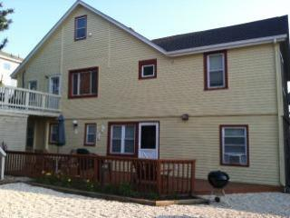 Ship Bottom Beach Block Condo (Bottom Unit) - Ship Bottom vacation rentals