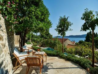 Villa Lemonia with Private Pool and Sea View - Trsteno vacation rentals