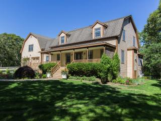 WOODO - Weku House, Luxury Living, Features Outstanding Entertainment Level,  Guest Apartment, Custom Interior and Coastal Design - Oak Bluffs vacation rentals