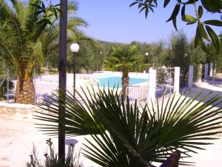 appartamento in villa privata con piscina e parco - Peschici vacation rentals