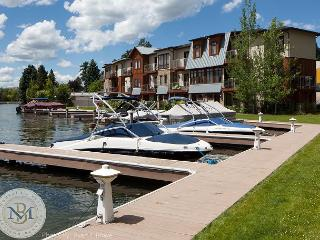 NEW! Luxury Townhome on the Northshore of Flathead Lake. W/ AC! - Somers vacation rentals