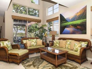 3 BEDROOM, 3 BATH! LAVA FLOW SPECIAL AUG.-OCT. 7TH NIGHT COMPLIMENTARY - Kamuela vacation rentals