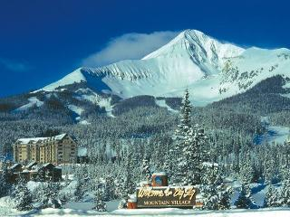 Shoshone Condo at Prestigious Big Sky Resort, Minutes from Chairlift! - Big Sky vacation rentals
