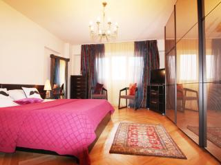 """RIVER ART"" TWO BEDROOM APARTMENT CENTER BUCHAREST - Bucharest vacation rentals"