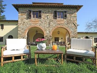 Bright Villa with Internet Access and Shared Outdoor Pool - Gagliano vacation rentals