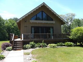 aqua Chalet *OFF SEASON $225/NT* HOT TUB FIRE PIT - Union Pier vacation rentals