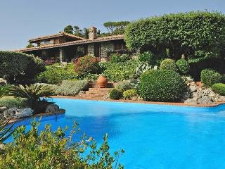 Lovely 5 bedroom Villa in Ansedonia with A/C - Ansedonia vacation rentals